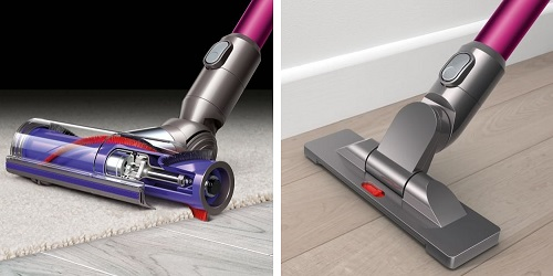 accessoires dyson v6 slim extra. Black Bedroom Furniture Sets. Home Design Ideas