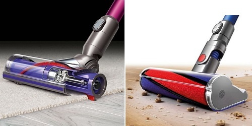 Aspirateur balai - Dyson V6 - Brosses Total Clean