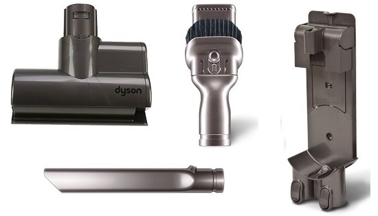 Aspirateur balai - Dyson V8 Absolute - Accessoires